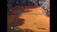 ATP MS Roma 2006 : Федерер - Надал | 4 Сет