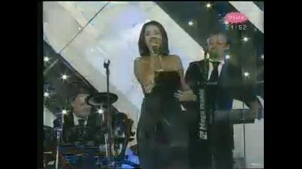 Tanja Savic - Kralj ponoci - Bravo Show 2007 - TV Pink