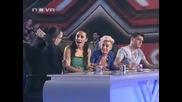 Американец пее българската песен Облаче ле Бяло в X Factor България (всички се разплакаха)