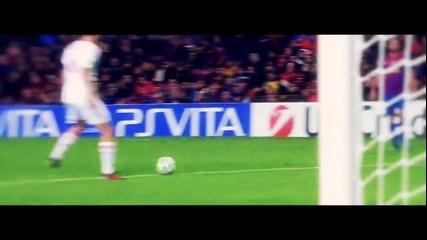 Uefa Champions Leagues топ 10 гола за сезон 2011/2012