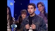 Music Idol 2 - Нежко Тодоров Спуква Всички от СМЯХ - Театрален Кастинг