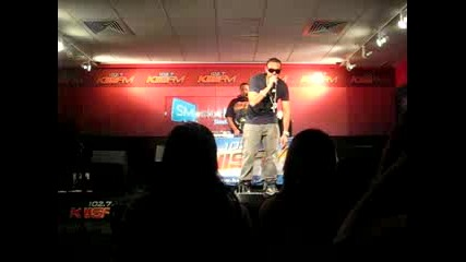 Sean Paul Live at Kiis Fm So Fine