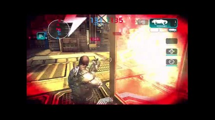 Shadowgun Deadzone - gameplay