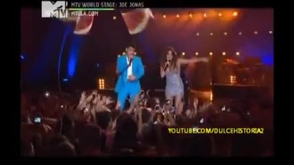 Joe Jonas ft Dulce Maria - See No More