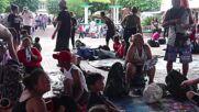 Mexico: Migrants push north as conditions worsen