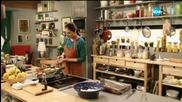 Патешко терияки, тофу терияки, салата от краставици, оризови кубчета - Бон Апети (23.03.2015)