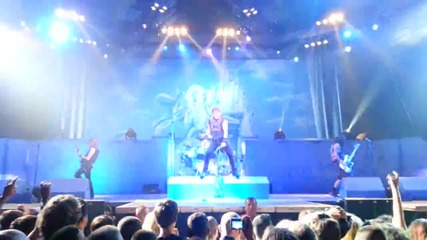 Iron Maiden- Phantom Of The Opera - Live