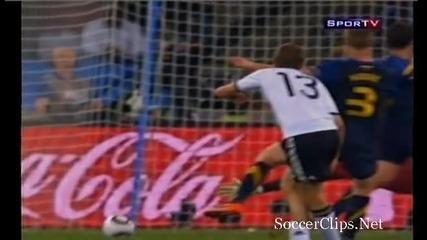 Germany - Australia 4:0