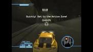 Transformers The Game - Inside H. Dam 1/4