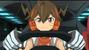 Chou Soku Henkei Gyrozetter Anime Trailer