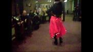 Ориенталския танц на Зори