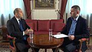Румен Радев: Трябва да преодолеем идеологизацията в отношението си към Русия