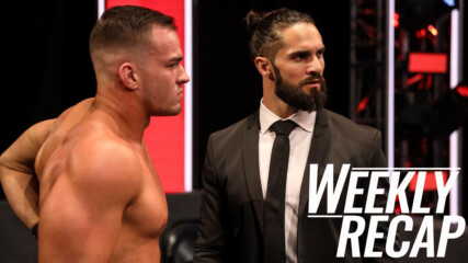 Seth Rollins finds a new disciple: WWE Now India