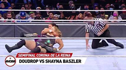 Bianca Belair está fuera de control: WWE Ahora, Oct 18, 2021