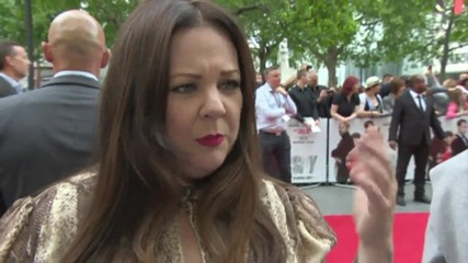 Melissa McCarthy Thinks Real Women Should Be Movie Stars