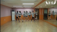 Aoa - Get out ~ dance practice