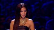 The X Factor Uk 2013 - Shelley Smith пее Feeling Good!