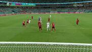 Голът на Ирфан Джан Каведжъ срещу Швейцария