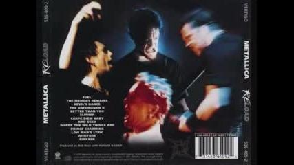 Metallica - Jump In The Fire