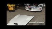 Corvette vs Viper Str10 - Formula Drift