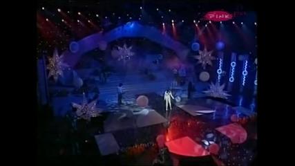 Ceca - Pile - Novogodisnji show - (TV Pink 2007)