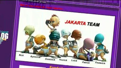 Jakarta - One Desire (video Clip)