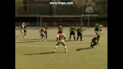 Ronaldinho Free Kick (fifa 2007)