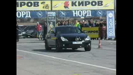 Mercedes Cls55 Amg Art На Божурище