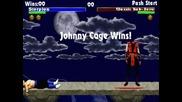 Mortal Kombat Издънки 6