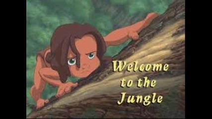 Tarzan - Music