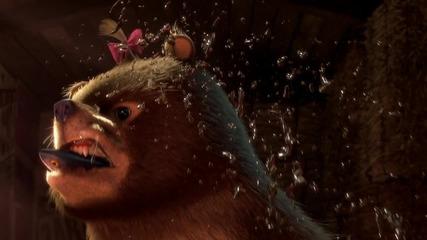 Мадагаскар 3 - Космат супермодел (откъс от филма)