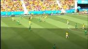 Колумбия победи Кот д'Ивоар с 2:1