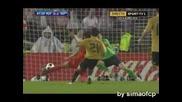Eвро 2008 Русия - Испания 0:3 Silva