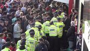 UK: Thousands of Arsenal FC fans demand owner resignation over Super League fiasco