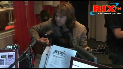 Europe - New love in town(rix Fm, Sweden)
