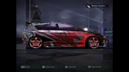 Nfs Carbon - My Cars #2