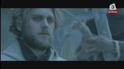 """Обесването на Васил Левски (кадри от филма """"дякон Левски"""")"""