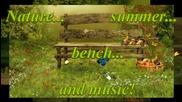 ✨✨ Да поседнеш сред красивата природа! ... ... (музыка Сергей Грищук) ... ...✨✨