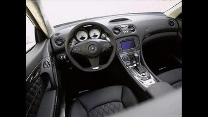Mercedes - Benz Sl65 Amg