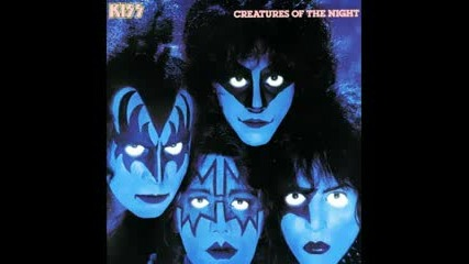 Kiss - Creatures Of The Night [1982]