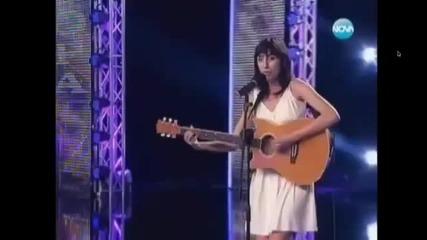 X Factor Bulgaria - Stela Petrova Jessie J - Price Tag