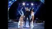 Britney Spears Madonna И Christina Aguilera Се Целуват