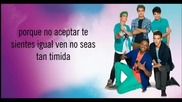 Violetta 3 - Mi Princesa - letra