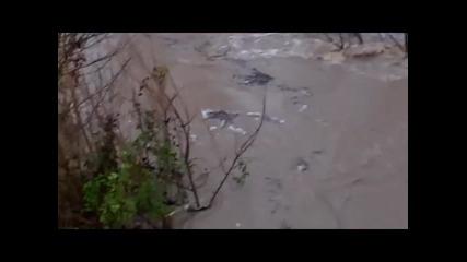 """""""Моята новина"""": Наводнение в Бургаска област"""