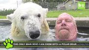 Най-странните приятелства на хора и животни!