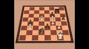 Rubinstein - Alekhine ( 0 - 1 ) London 1922