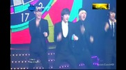 [live Hd 720p] 111027 - B1a4 - Beautiful target (fan Cafe Stage Event) - M Countdown