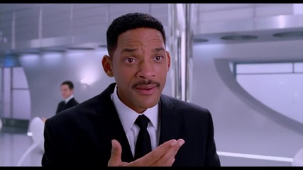 Men In Black 3 official trailer