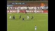 26.04 Красив победен гол на Марсело Салайета ! Наполи - Интер 1:0