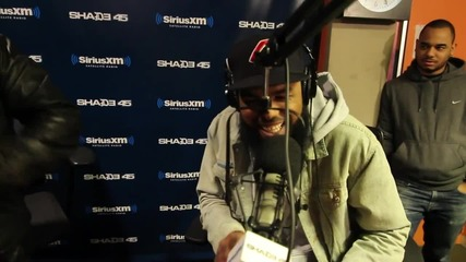 Stalley - 5 Fingers of Death freestyle on Swayinthemorning
